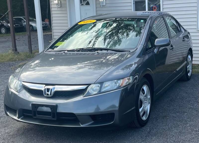 2009 Honda Civic for sale at Landmark Auto Sales Inc in Attleboro MA