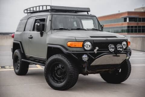 2007 Toyota FJ Cruiser for sale at Car Match in Temple Hills MD