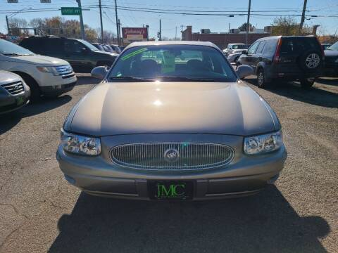 2003 Buick LeSabre for sale at Johnny's Motor Cars in Toledo OH