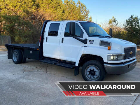 2008 Chevrolet C4500 for sale at Selective Imports in Woodstock GA