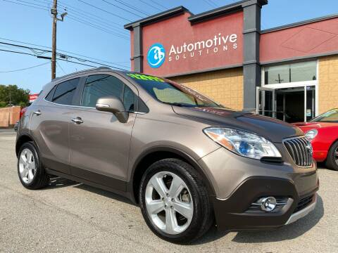 2015 Buick Encore for sale at Automotive Solutions in Louisville KY