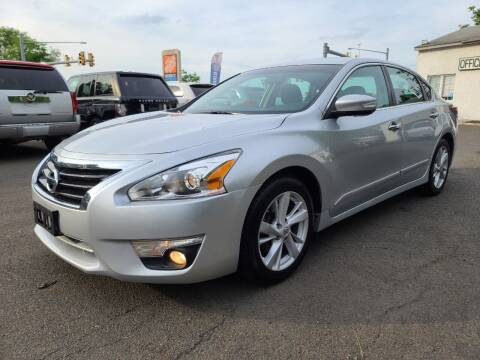 2015 Nissan Altima for sale at PA Auto World in Levittown PA