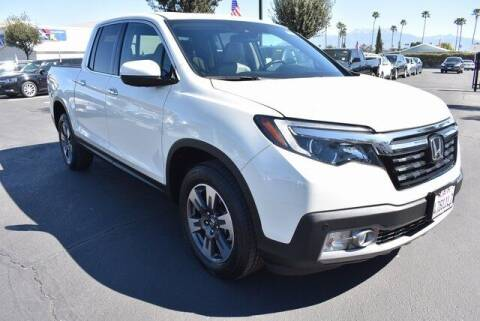 2019 Honda Ridgeline for sale at DIAMOND VALLEY HONDA in Hemet CA