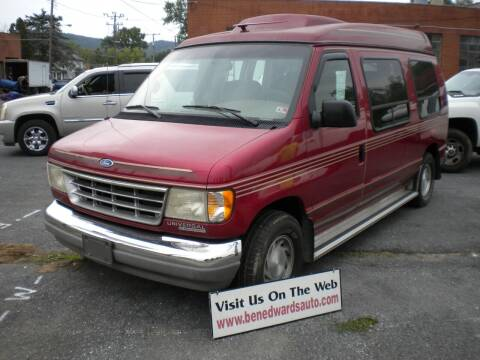 1994 Ford E-Series Cargo for sale at Ben Edwards Auto in Waynesboro VA