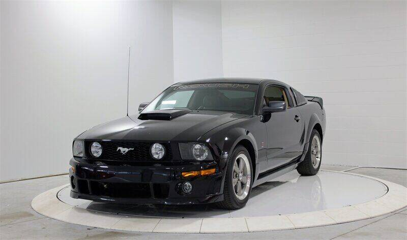 2005 Ford Mustang for sale at Mershon's World Of Cars Inc in Springfield OH