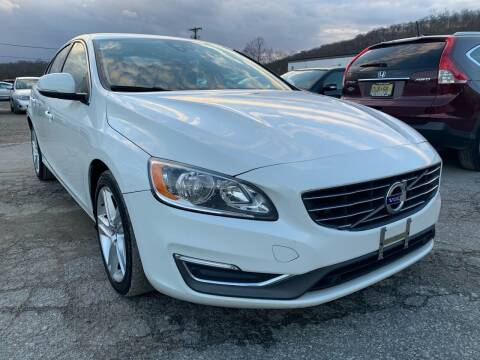 2014 Volvo S60 for sale at Ron Motor Inc. in Wantage NJ