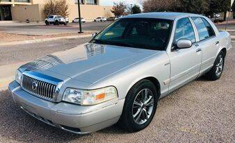 2011 Mercury Grand Marquis for sale at Fiesta Motors Inc in Las Cruces NM