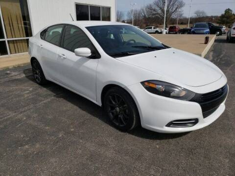 2016 Dodge Dart for sale at BOB HART CHEVROLET in Vinita OK
