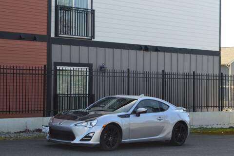 2015 Scion FR-S for sale at Skyline Motors Auto Sales in Tacoma WA