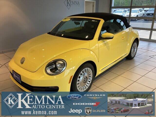 2015 Volkswagen Beetle Convertible for sale in Algona, IA