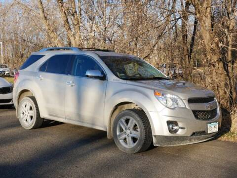 2014 Chevrolet Equinox for sale at Park Place Motor Cars in Rochester MN