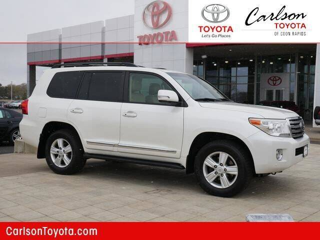 2014 Toyota Land Cruiser for sale in Coon Rapids, MN