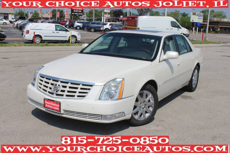 2011 Cadillac DTS for sale at Your Choice Autos - Joliet in Joliet IL