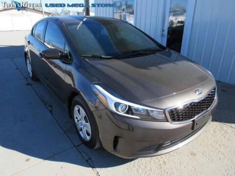 2017 Kia Forte for sale at TWIN RIVERS CHRYSLER JEEP DODGE RAM in Beatrice NE