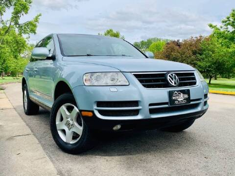 2004 Volkswagen Touareg for sale at Boise Auto Group in Boise ID
