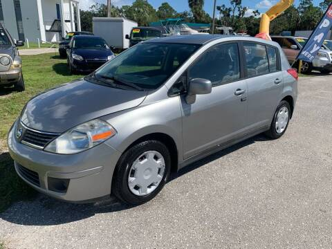 2008 Nissan Versa for sale at EXECUTIVE CAR SALES LLC in North Fort Myers FL