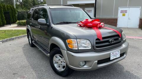 2004 Toyota Sequoia for sale at Speedway Motors in Paterson NJ