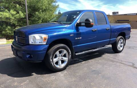 2008 Dodge Ram Pickup 1500 for sale at Branford Auto Center in Branford CT