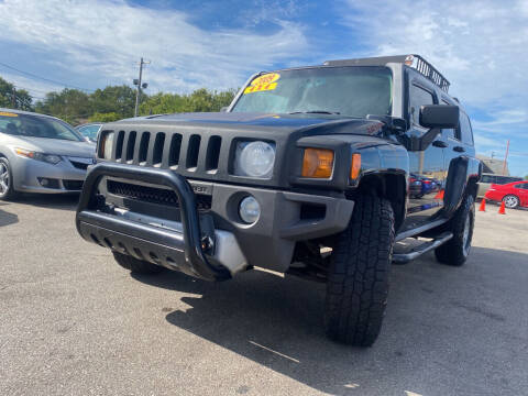 2009 HUMMER H3 for sale at Eagle Motors in Hamilton OH