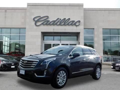 2018 Cadillac XT5 for sale at Radley Cadillac in Fredericksburg VA