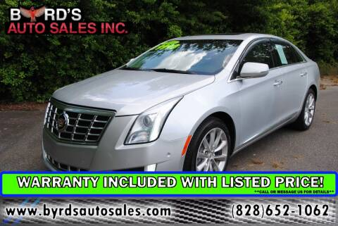 2014 Cadillac XTS for sale at Byrds Auto Sales in Marion NC