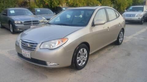 2010 Hyundai Elantra for sale at Carspot Auto Sales in Sacramento CA