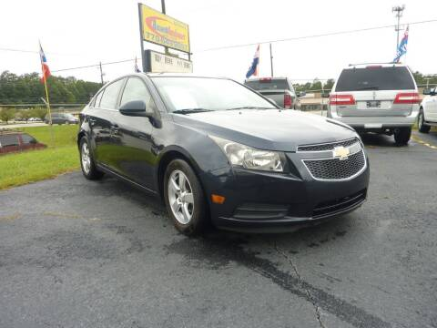 2014 Chevrolet Cruze for sale at Roswell Auto Imports in Austell GA