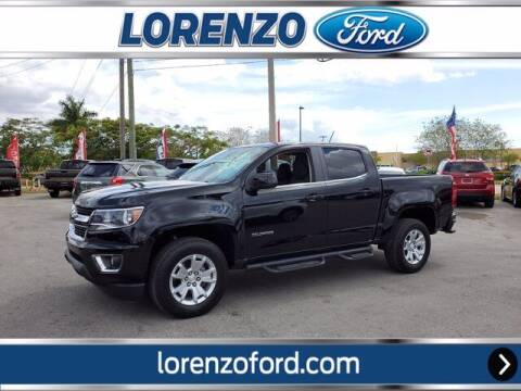 2019 Chevrolet Colorado for sale at Lorenzo Ford in Homestead FL
