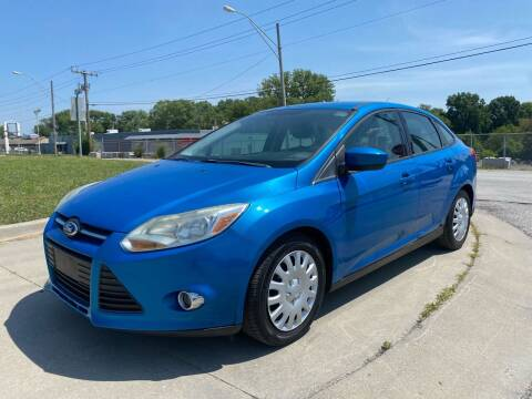 2012 Ford Focus for sale at Xtreme Auto Mart LLC in Kansas City MO