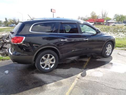 2009 Buick Enclave for sale at Rod's Auto Farm & Ranch in Houston MO