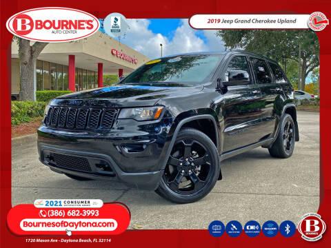 2019 Jeep Grand Cherokee for sale at Bourne's Auto Center in Daytona Beach FL
