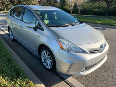 2014 Toyota Prius v for sale at Perfection Motors in Orlando FL