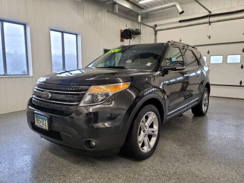 2015 Ford Explorer for sale at Sand's Auto Sales in Cambridge MN
