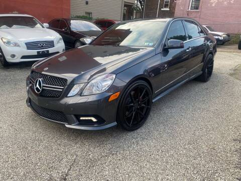 2010 Mercedes-Benz E-Class for sale at MG Auto Sales in Pittsburgh PA
