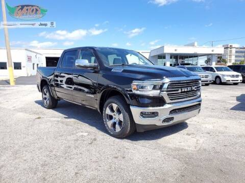 2021 RAM Ram Pickup 1500 for sale at GATOR'S IMPORT SUPERSTORE in Melbourne FL