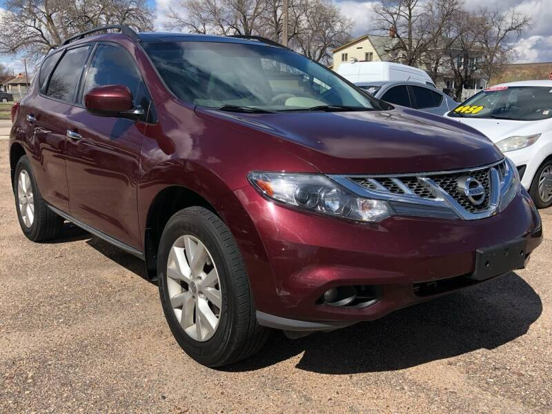 2011 Nissan Murano for sale at El Tucanazo Auto Sales in Grand Island NE