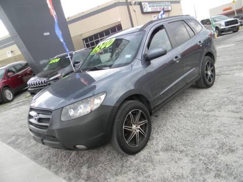 2008 Hyundai Santa Fe for sale at Meridian Auto Sales in San Antonio TX