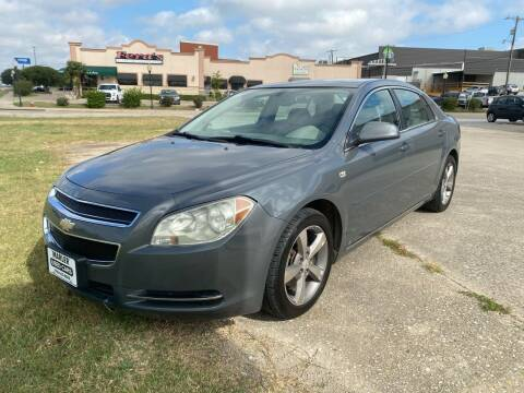 2008 Chevrolet Malibu for sale at MARLER USED CARS in Gainesville TX