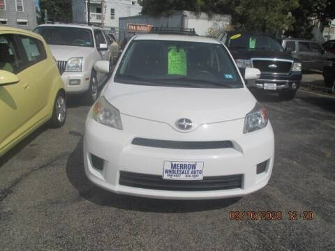 2011 Scion xD for sale at MERROW WHOLESALE AUTO in Manchester NH