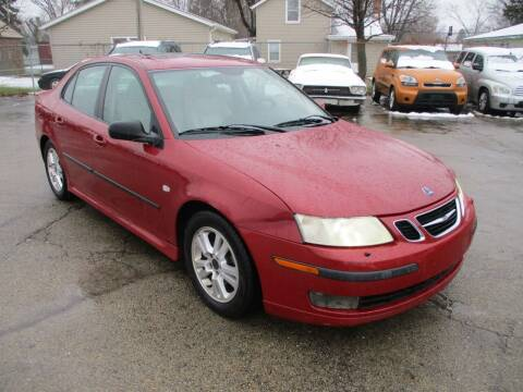 2006 Saab 9-3 for sale at RJ Motors in Plano IL