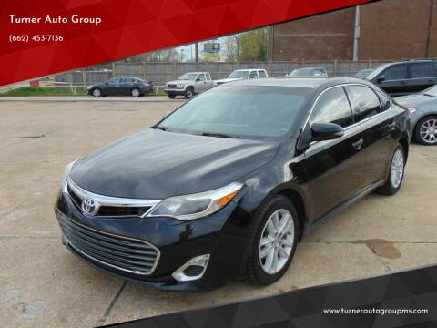 2013 Toyota Avalon for sale at Turner Auto Group in Greenwood MS