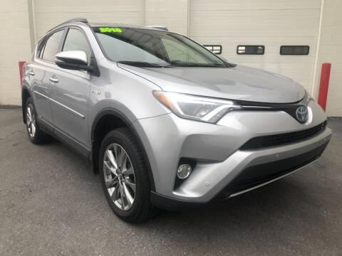 2018 Toyota RAV4 Hybrid for sale at Zimmerman's Automotive in Mechanicsburg PA
