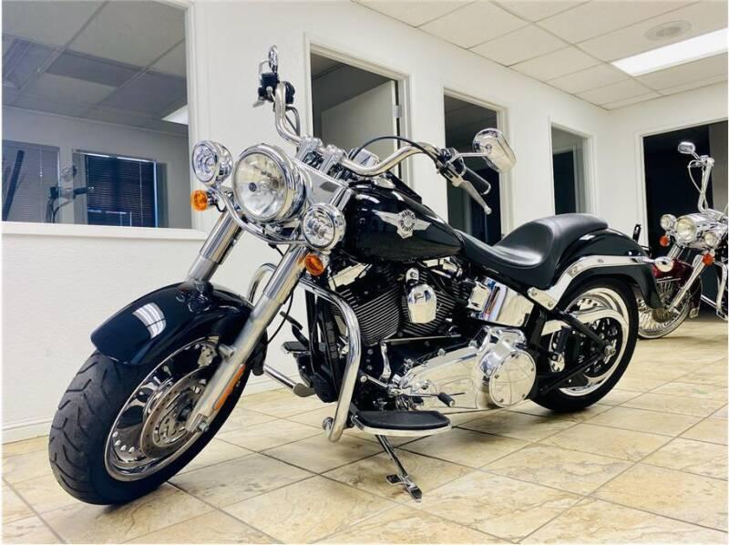 2010 Harley Davidson Fat Boy for sale at KARS R US in Modesto CA