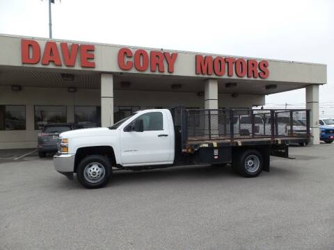 2015 Chevrolet Silverado 1500 SS Classic for sale at DAVE CORY MOTORS in Houston TX