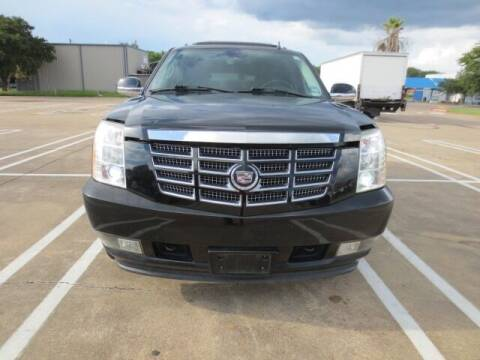 2007 Cadillac Escalade ESV for sale at MOTORS OF TEXAS in Houston TX