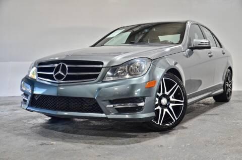 2014 Mercedes-Benz C-Class for sale at Carxoom in Marietta GA