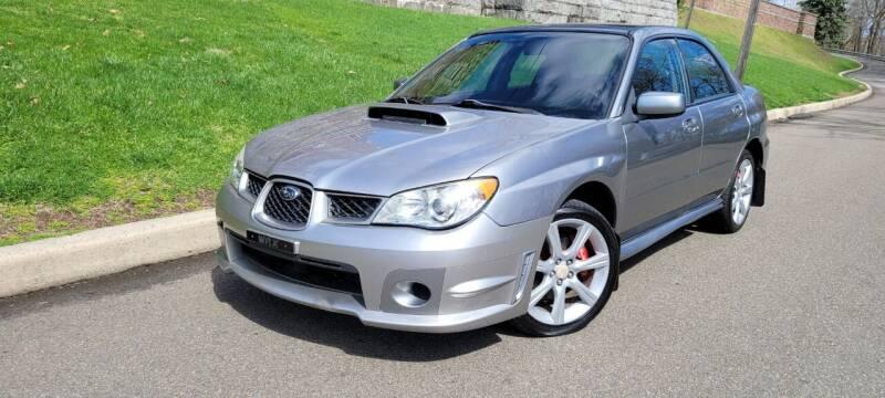 2007 Subaru Impreza for sale at ENVY MOTORS in Paterson NJ