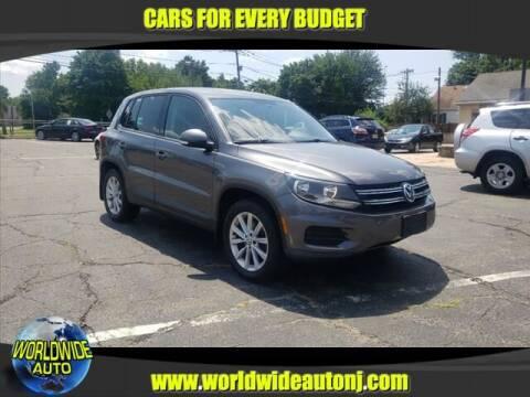 2014 Volkswagen Tiguan for sale at Worldwide Auto in Hamilton NJ
