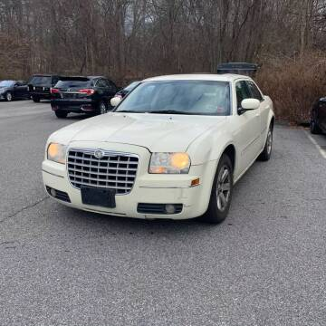 2007 Chrysler 300 for sale at GLOBAL MOTOR GROUP in Newark NJ