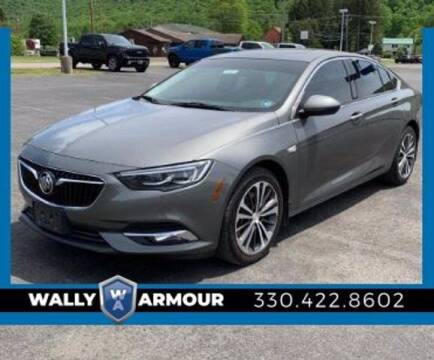 2018 Buick Regal Sportback for sale at Wally Armour Chrysler Dodge Jeep Ram in Alliance OH